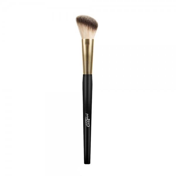 Pensula pentru Fard de Obraz 02 PuroBio Cosmetics imagine produs