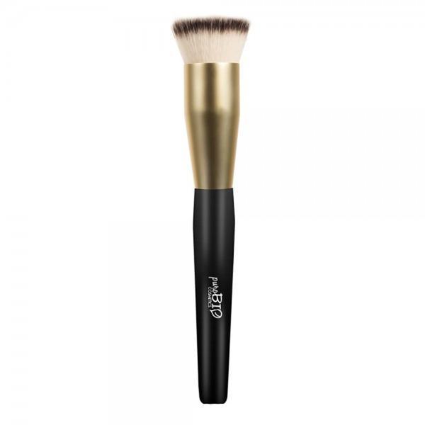 Pensula pentru Fond de Ten 03 PuroBio Cosmetics imagine