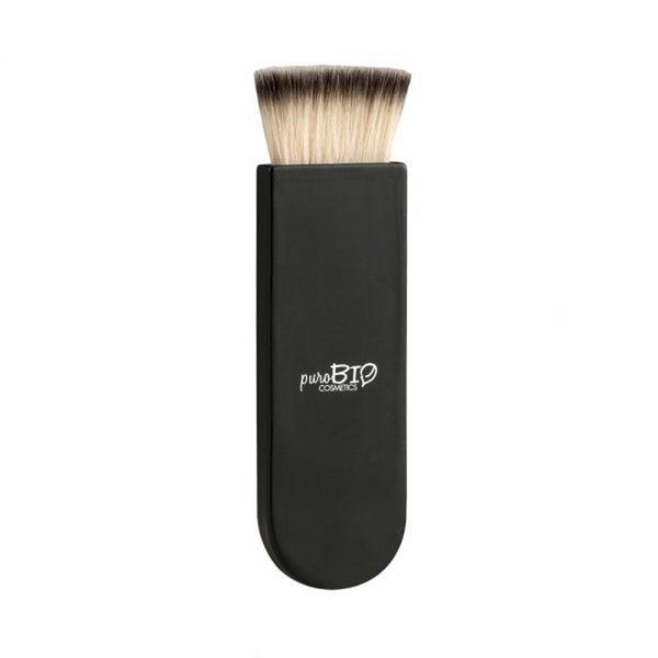 Pensula cu Forma Plata pentru Conturare12 PuroBio Cosmetics imagine