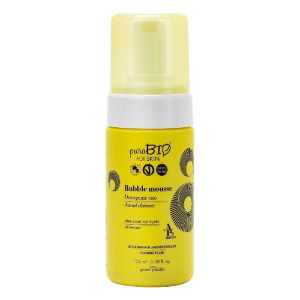 Spuma de Curatare pentru Toate Tipurile de Ten PuroBio Cosmetics, 100ml