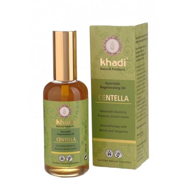 Ulei Indian pentru Piele cu Centella Asiatica Khadi, 100 ml imagine