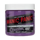 Vopsea Directa Semipermanenta - Manic Panic Cream Tones, nuanta Velvet Violet118 ml