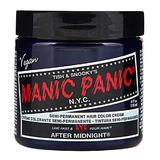 Vopsea Direct Semipermanenta - Manic Panic Classic, nuanta After Midnight 118 ml