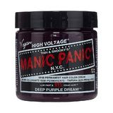 Vopsea Direct Semipermanenta - Manic Panic Classic, nuanta Deep Purple Dream 118 ml
