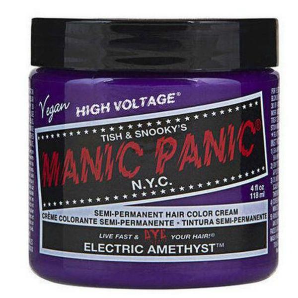 Vopsea Direct Semipermanenta - Manic Panic Classic, nuanta Electric Amethyst 118 ml imagine produs