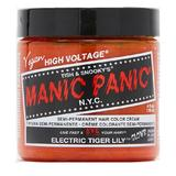 Vopsea Direct Semipermanenta - Manic Panic Classic, nuanta Electric Tiger Lily 118 ml