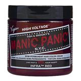 Vopsea Direct Semipermanenta - Manic Panic Classic, nuanta Infrared 118 ml