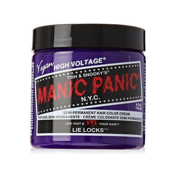 Vopsea Direct Semipermanenta - Manic Panic Classic, nuanta Lie Locks 118 ml imagine produs