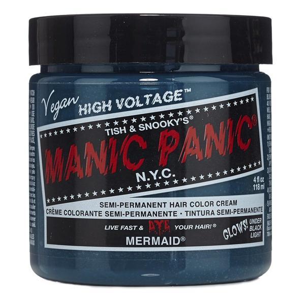 Vopsea Direct Semipermanenta - Manic Panic Classic, nuanta Mermaid 118 ml imagine produs