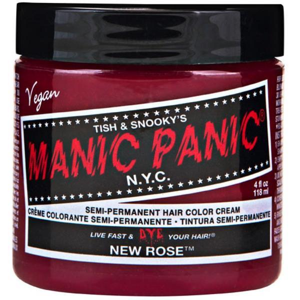 Vopsea Direct Semipermanenta - Manic Panic Classic, nuanta New Rose 118 ml imagine produs
