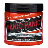 Vopsea Direct Semipermanenta - Manic Panic Classic, nuanta Psychedelic Sunset 118 ml