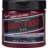Vopsea Direct Semipermanenta - Manic Panic Classic, nuanta Rock'n Roll Red 118 ml