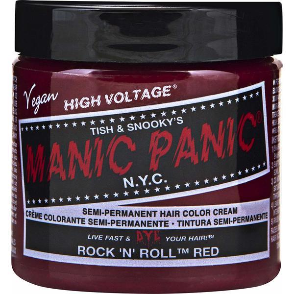 Vopsea Direct Semipermanenta - Manic Panic Classic, nuanta Rock'n Roll Red 118 ml imagine produs