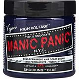Vopsea Direct Semipermanenta - Manic Panic Classic, nuanta Shocking Blue 118 ml