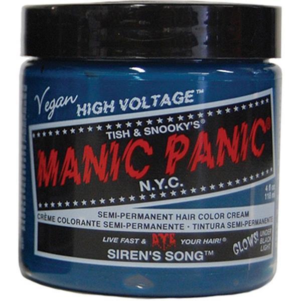Vopsea Direct Semipermanenta - Manic Panic Classic, nuanta Siren's Song 118 ml imagine produs