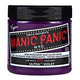 Vopsea Direct Semipermanenta - Manic Panic Classic, nuanta Ultra Violet 118 ml