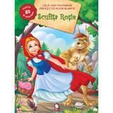 Scufita Rosie - Cele mai frumoase povesti cu autocolante, editura Prut