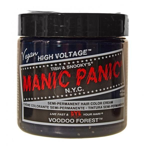Vopsea Direct Semipermanenta - Manic Panic Classic, nuanta Voodoo Forest 118 ml imagine produs