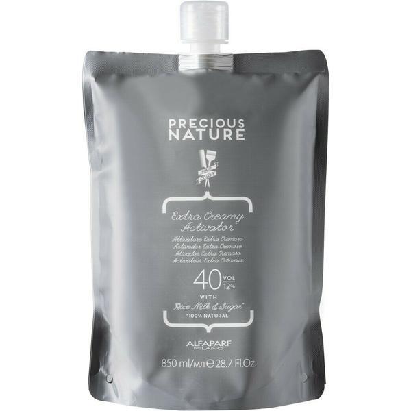 Oxidant Crema 12% - Alfaparf Milano Precious Nature Extra Creamy Activator 40 vol, 850ml imagine produs