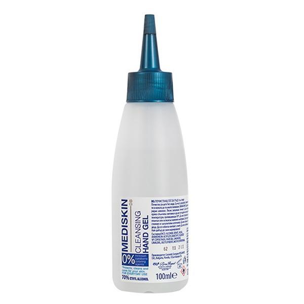 Gel Igienizant Mediskin Rosa Impex MDB06, 100ml imagine produs