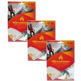 Set plasturi termici pentru dureri, Warmekissen, 3buc