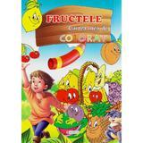 Fructele - Cartea mea de colorat, editura Unicart