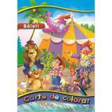 Baieti - Carte de colorat, editura Unicart