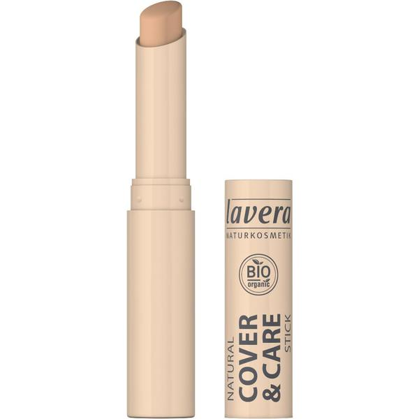 Stick Corector pentru Imperfectiuni si Acnee Honey 03 Lavera, 4,5g poza