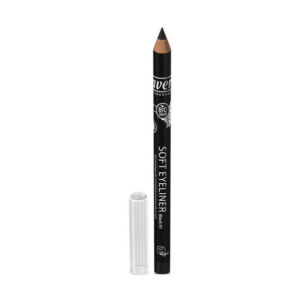 Creion Bio de Ochi pentru Contur Negru 01 Lavera imagine