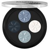 Fard de Pleoape Quattro Blue Platinum 07 Lavera, 3,2g