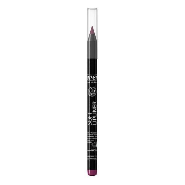 Creion Bio Contur Buze Plum 04 Lavera imagine produs