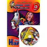 Harap Alb - Superjocuri, povesti - CD interactiv, editura Badea & Professional Consulting