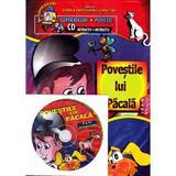 Povestile lui Pacala - Superjocuri, povesti - CD Interactiv, editura Badea & Professional Consulting