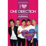 100% Necenzurat - I Love One Direction - Jurnal , editura Business Tech