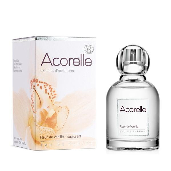 Apa de pafrum pentru femei EDP FLEUR DE VANILLE Acorelle 50ml imagine produs