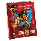 Desenez cartea mea cu pirati, editura Didactica Publishing House