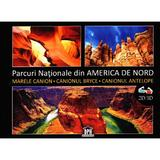 Parcuri nationale din America de Nord 2D+3D + ochelari, editura Didactica Publishing House