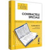 Contractele speciale. Caiet de seminar Ed.7 - Florin Motiu, editura Universul Juridic