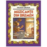 Muzicantii din Bremen - Fratii Grimm, editura Grupul Editorial Art