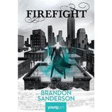 Firefight - Brandon Sanderson, editura Grupul Editorial Art