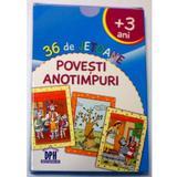 36 de jetoane - Povesti. Anotimpuri (3 ani+), editura Didactica Publishing House