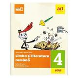 Limba romana - Clasa 4 Sem.2 - Caiet + Portofoliul de evaluare - Alina Radu, Roxana Jeler, editura Grupul Editorial Art