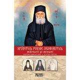 Sfantul Paisie Aghioritul. Marturii si minuni - Antonis Macatunis, Kostas Pappas, editura Meteor Press
