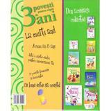 3 povesti pentru copiii de 3 ani, editura Didactica Publishing House