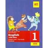 English with Nino. Primary Level - First Grade. Clasa 1 - Workbook. Caiet de lucru - Bianca Popa, editura Grupul Editorial Art