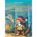 Cheita de aur sau aventurile lui Buratino - Alexei Tolstoi, editura Litera