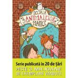 Scoala animalelor magice - Margit Auer, editura Litera