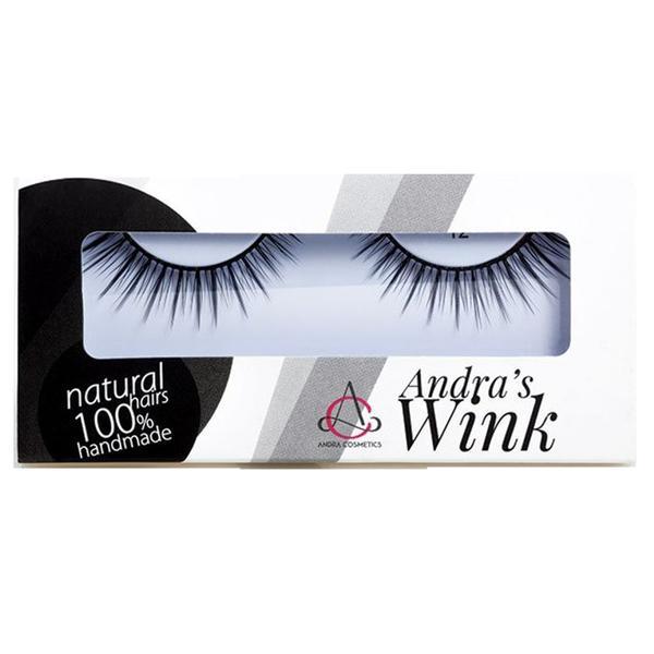 Gene False Tip Banda - Andra Cosmetics Andra's Wink Lashes 12 imagine produs