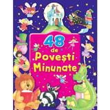 48 de povesti minunate, editura Flamingo