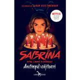 Anotimpul vrajitoarei. Seria Sabrina: Intre lumina si intuneric. Vol.1 - Sarah Rees Brennan, editura Leda